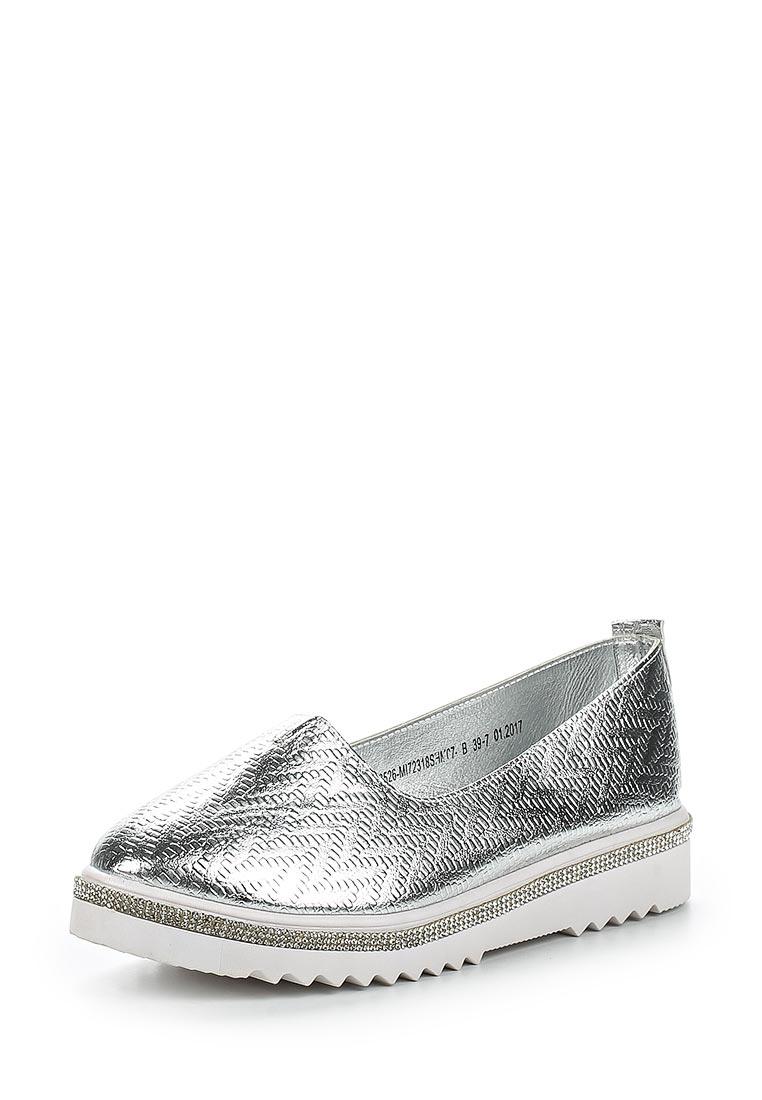 Туфли на плоской подошве Avenir 2526-MI72318S