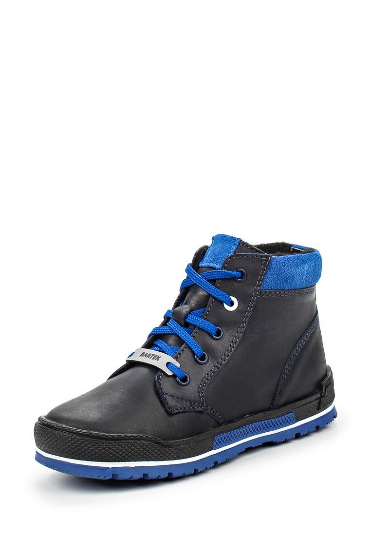 Ботинки для мальчиков Bartek 91813/P01