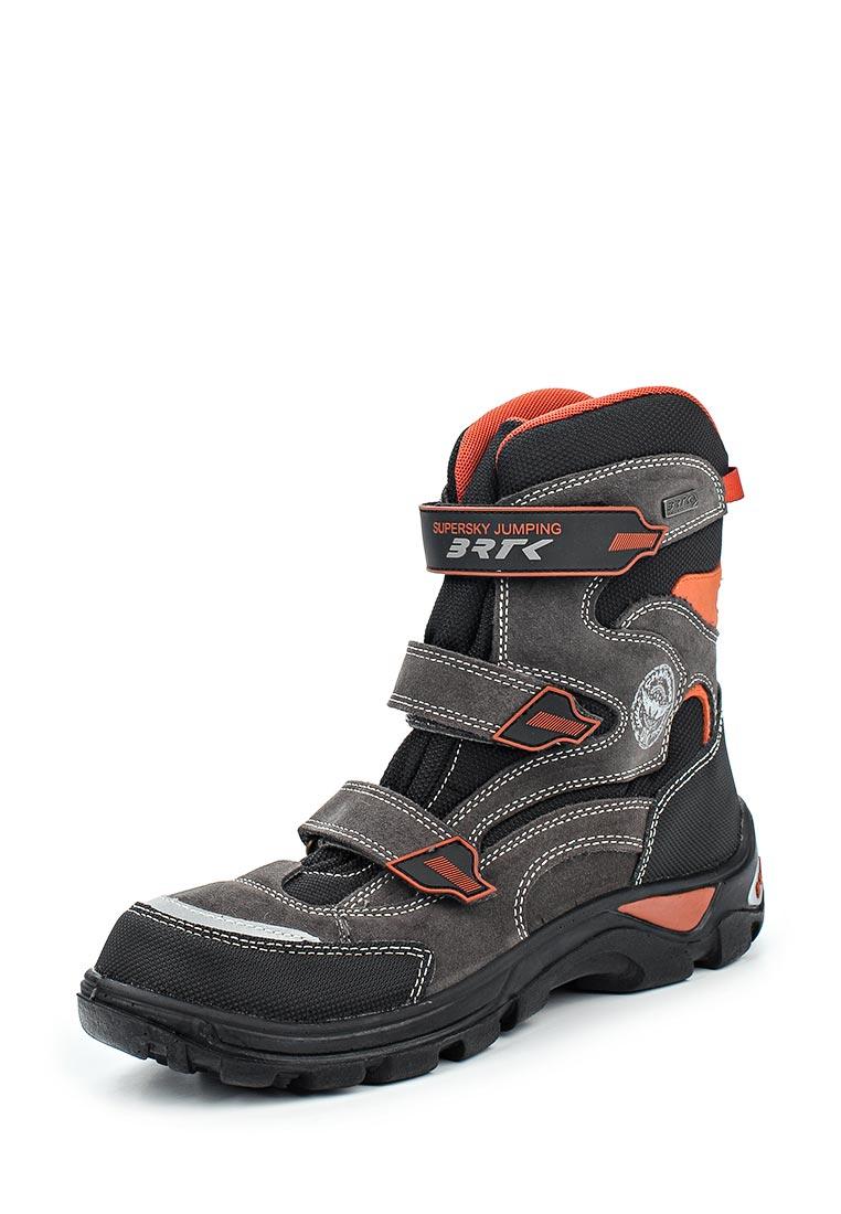 Ботинки для мальчиков Bartek 97672/04M