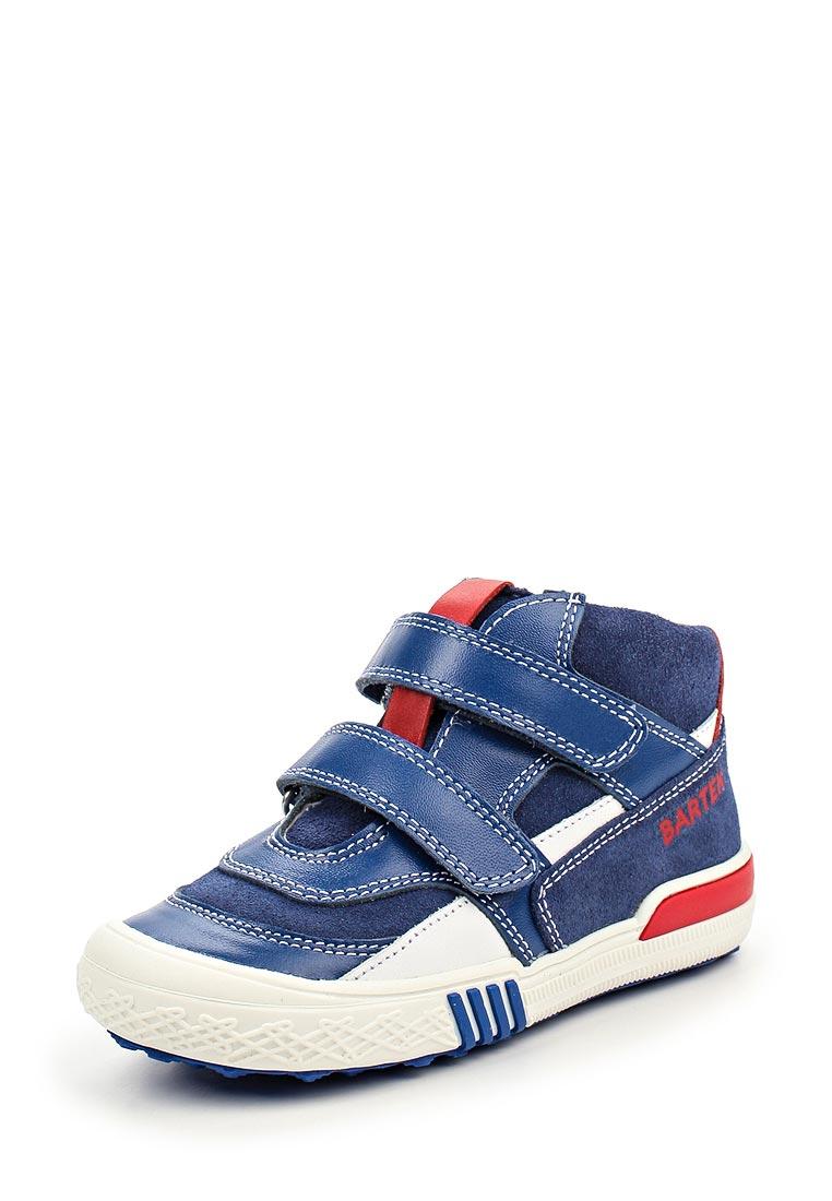 Ботинки для мальчиков Bartek 91756/1/0U7