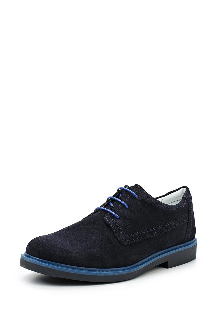 Туфли для мальчиков Bartek (Бартек) 28517/SZ/J30