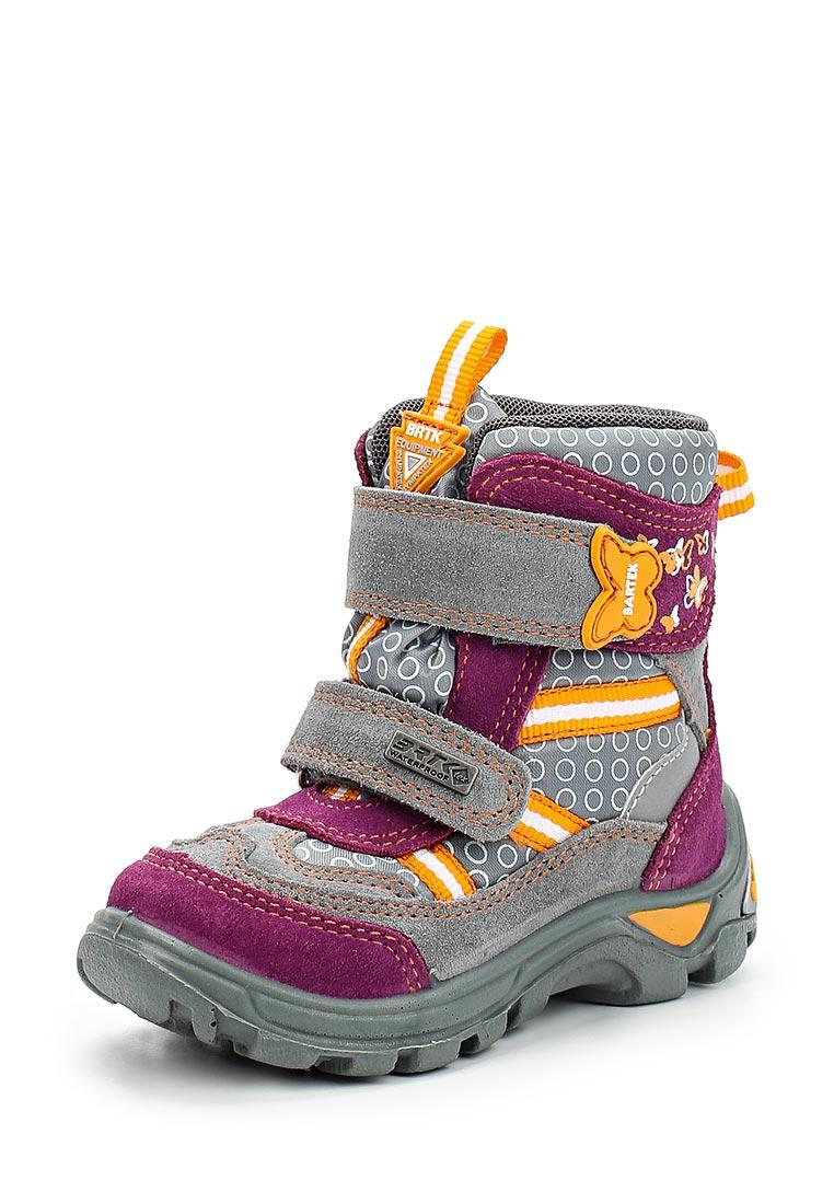 Ботинки для мальчиков Bartek 91928/808