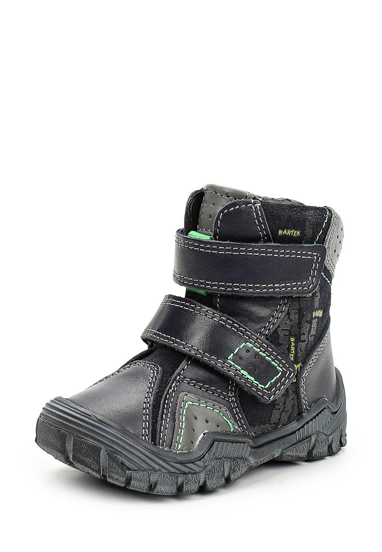 Ботинки для мальчиков Bartek 91204/ST/0HS