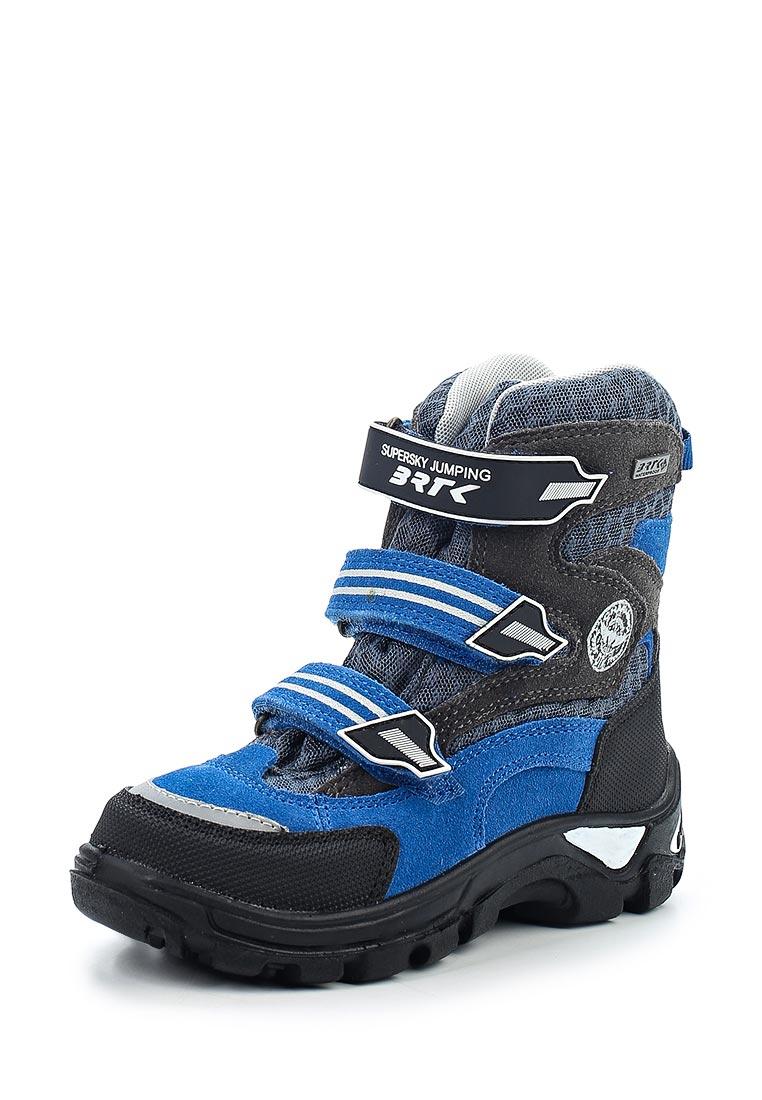 Ботинки для мальчиков Bartek 24672/34
