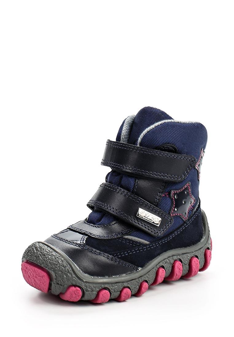 Ботинки для девочек Bartek 91753/G20