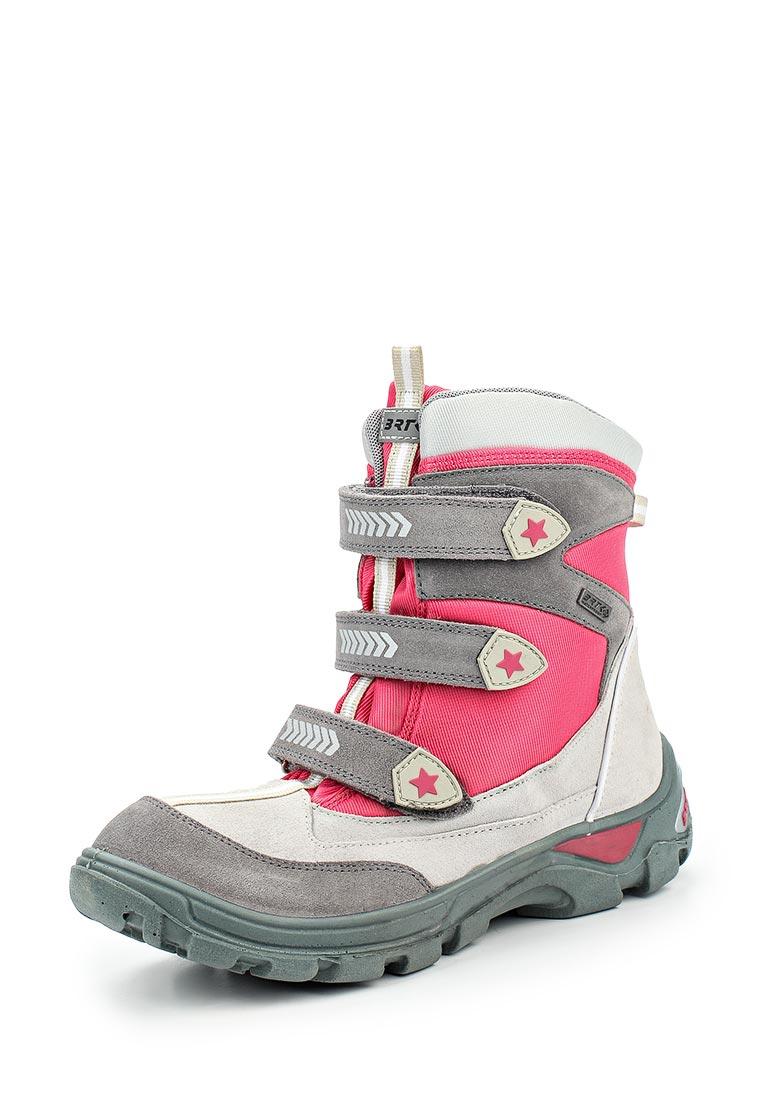 Ботинки для девочек Bartek 97231/61X