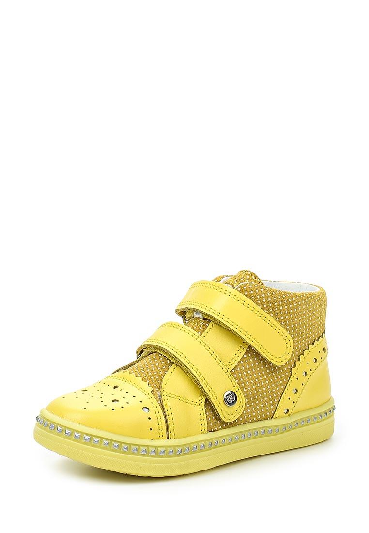 Ботинки для девочек Bartek 91764/1/1MW