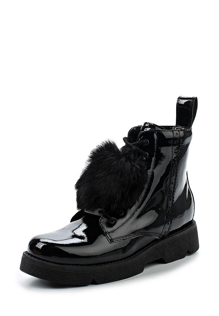 Ботинки для девочек Bartek 27377/SZ/L3