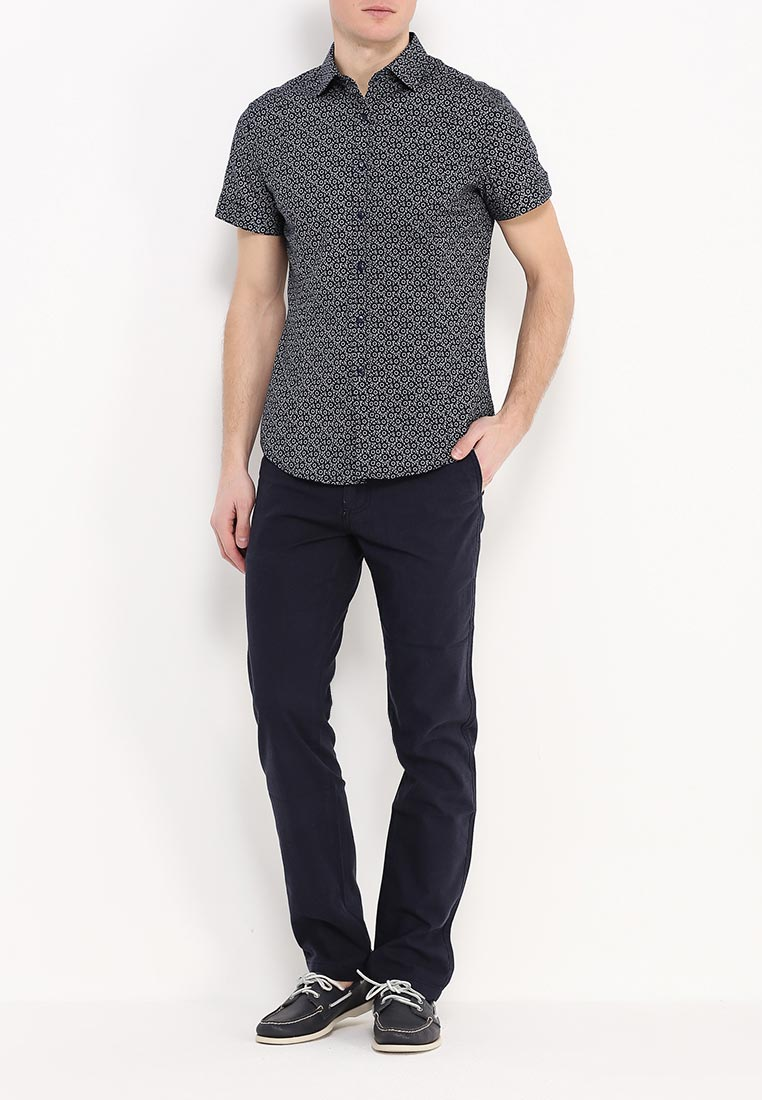 Рубашка с коротким рукавом Baon (Баон) B686016: изображение 2