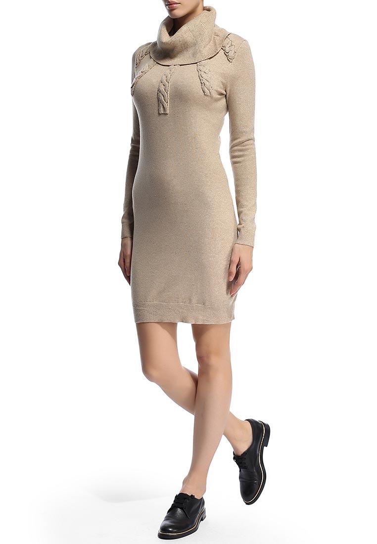 Вязаное платье Baon (Баон) B454546: изображение 4