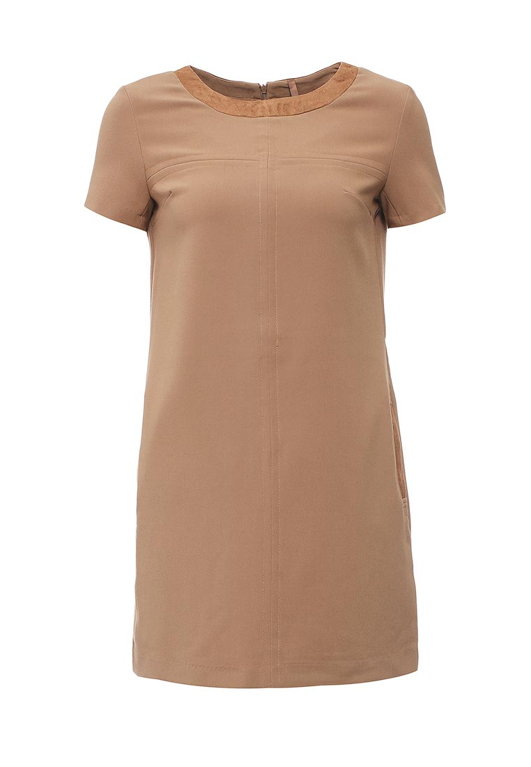 Платье-мини Baon (Баон) B455011: изображение 5