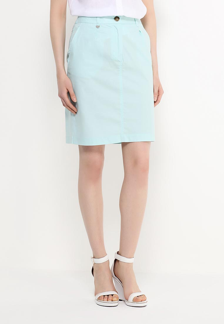 Прямая юбка Baon (Баон) B476027: изображение 7