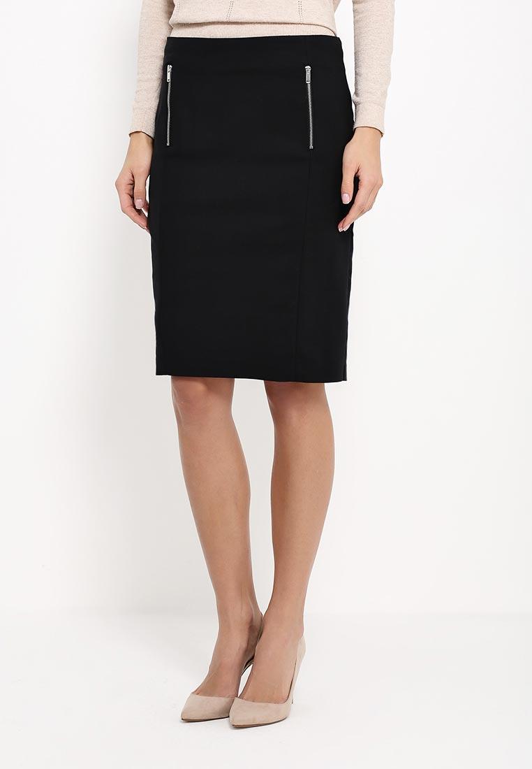 Прямая юбка Baon (Баон) B476523: изображение 3