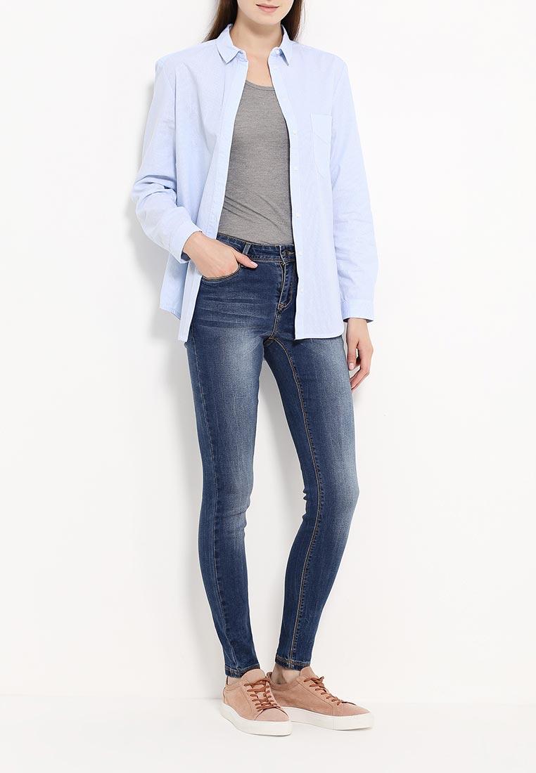Зауженные джинсы Baon (Баон) B306505: изображение 6