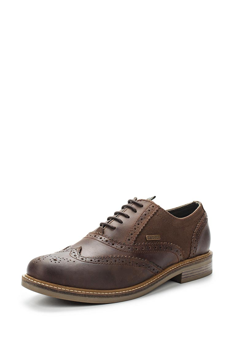Мужские туфли Barbour (Барбур) MFO0272