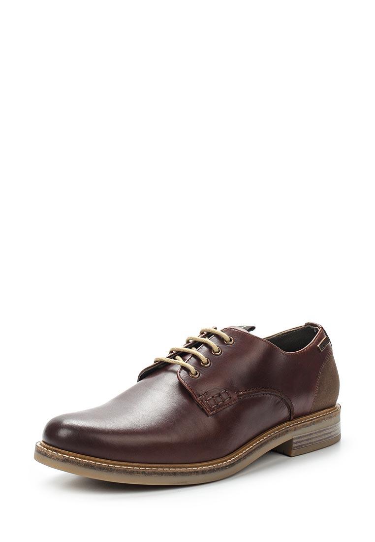 Мужские туфли Barbour (Барбур) MFO0325
