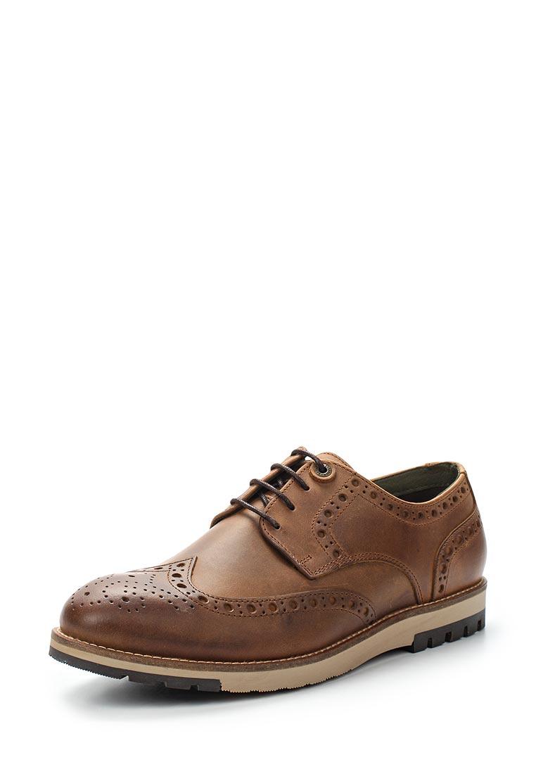 Мужские туфли Barbour (Барбур) MFO0350