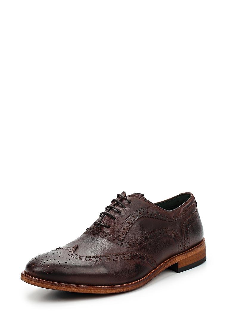 Мужские туфли Barbour (Барбур) MFO0367