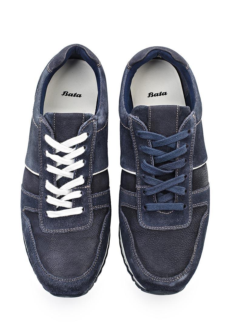 Мужские кроссовки Bata 8439369: изображение 4