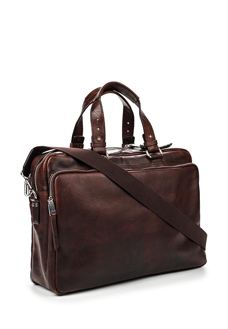 Кожаная сумка Bata 9644106: изображение 2