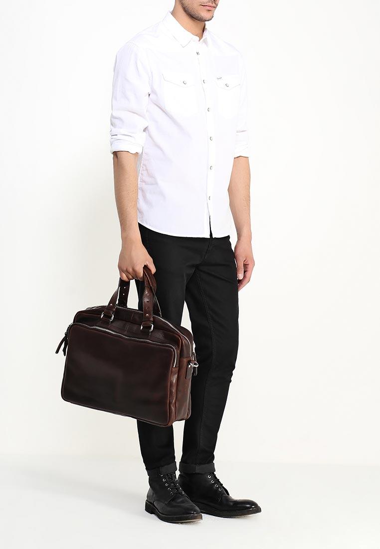Кожаная сумка Bata 9644106: изображение 4