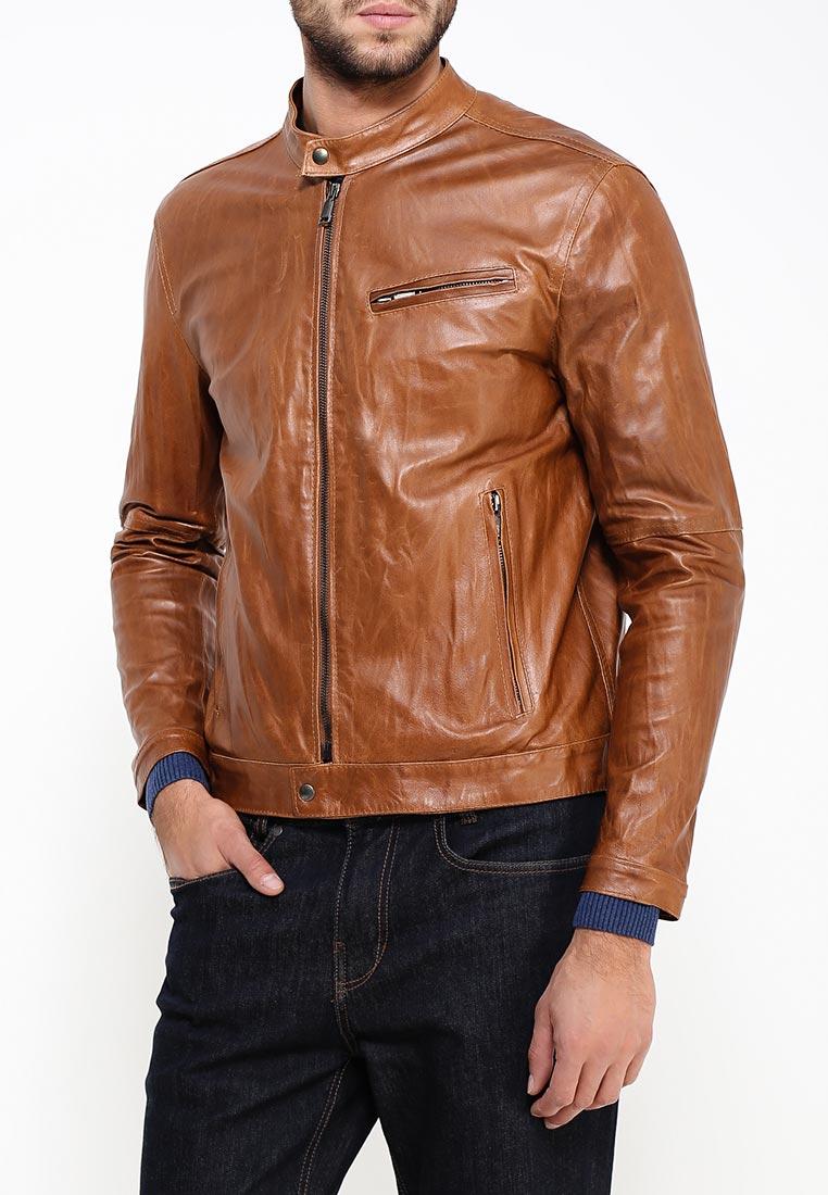 Кожаная куртка Bata 9743142: изображение 3