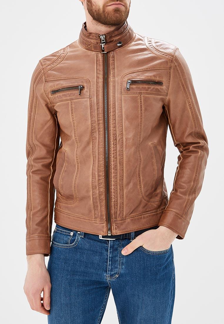 Кожаная куртка Bata 9713194