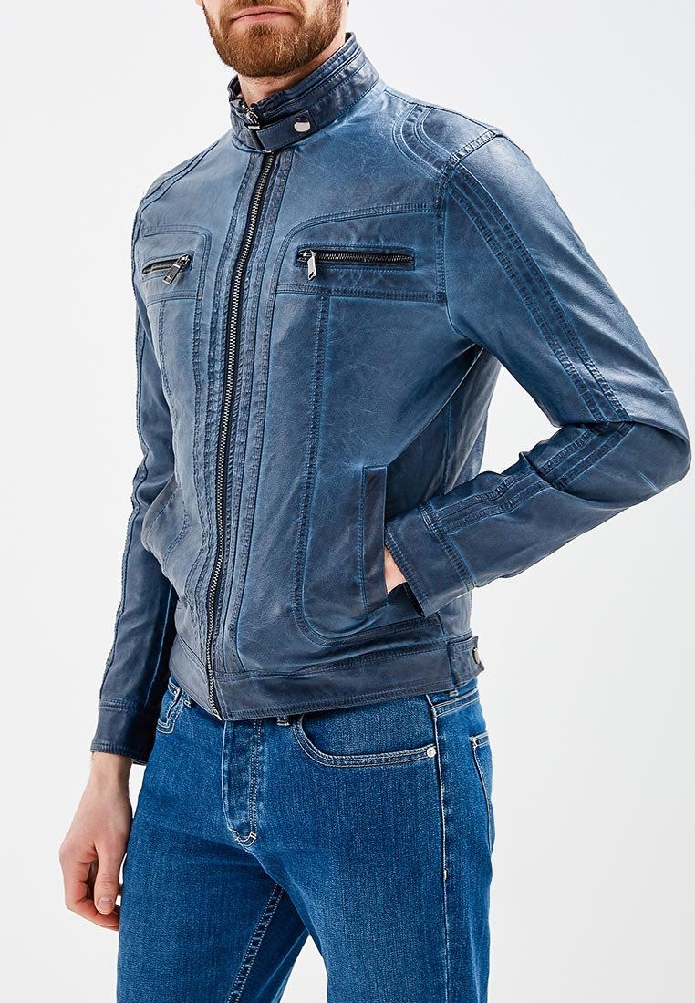 Кожаная куртка Bata 9719194