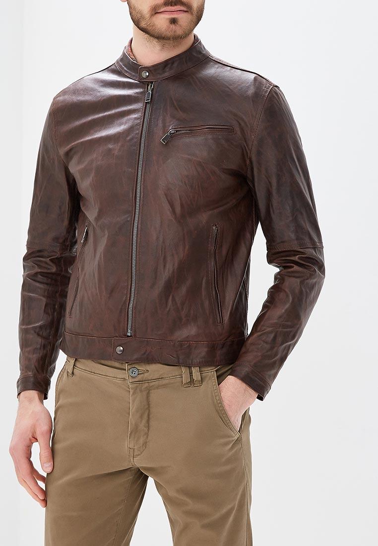 Кожаная куртка Bata 9744142