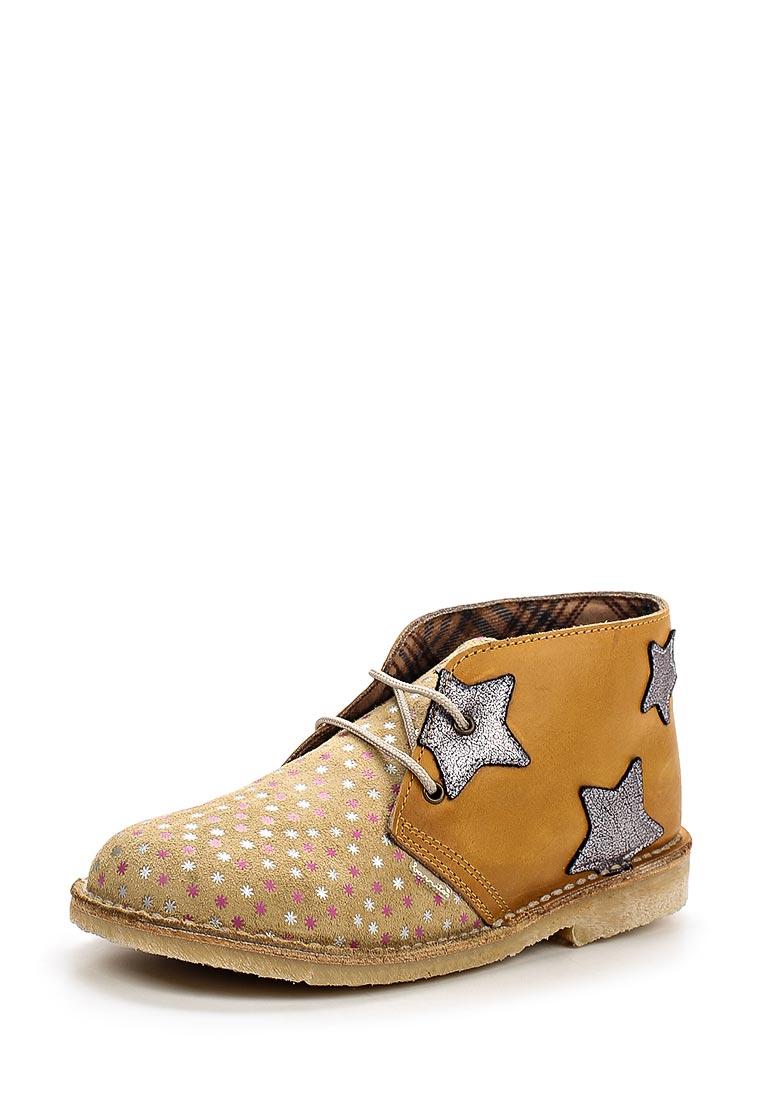 Ботинки для девочек Barritos 4175