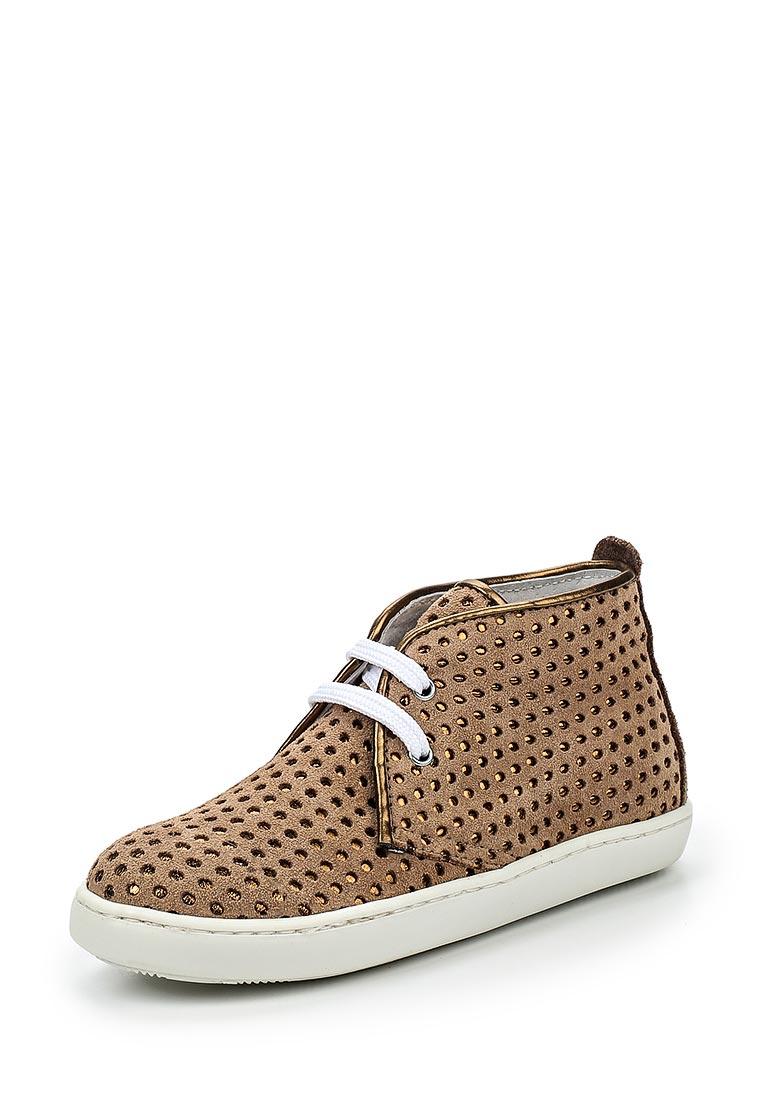 Ботинки для девочек Barritos 4261