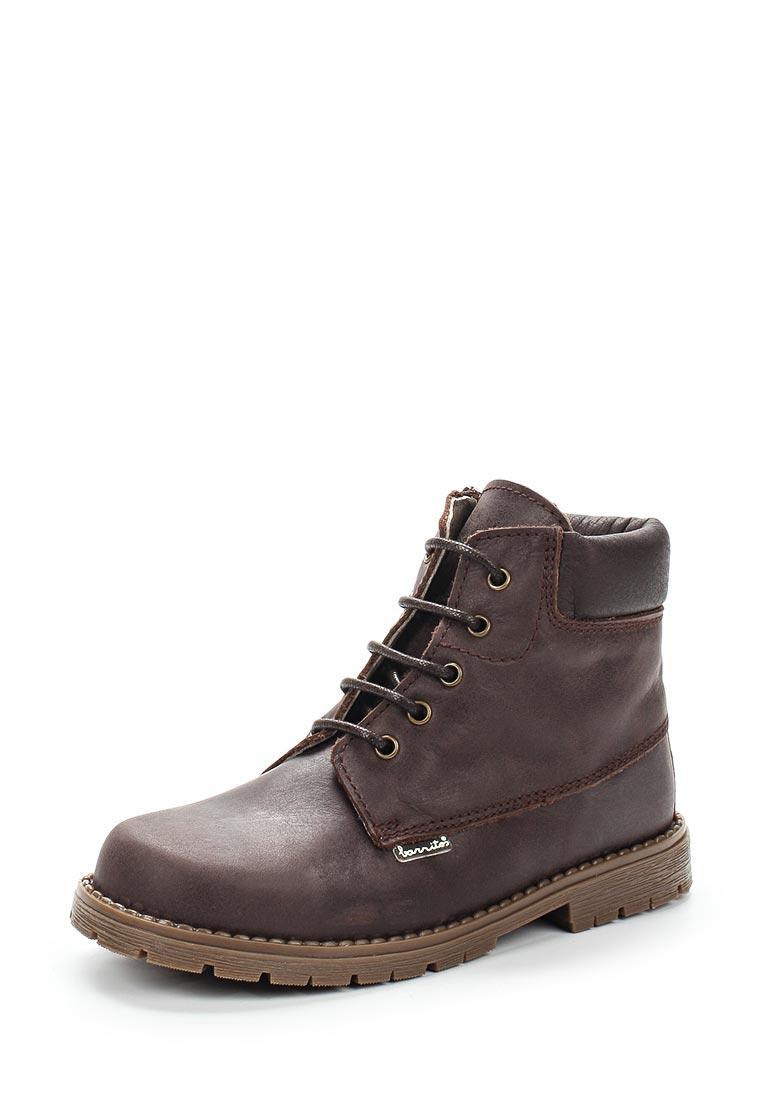 Ботинки для мальчиков Barritos 4156