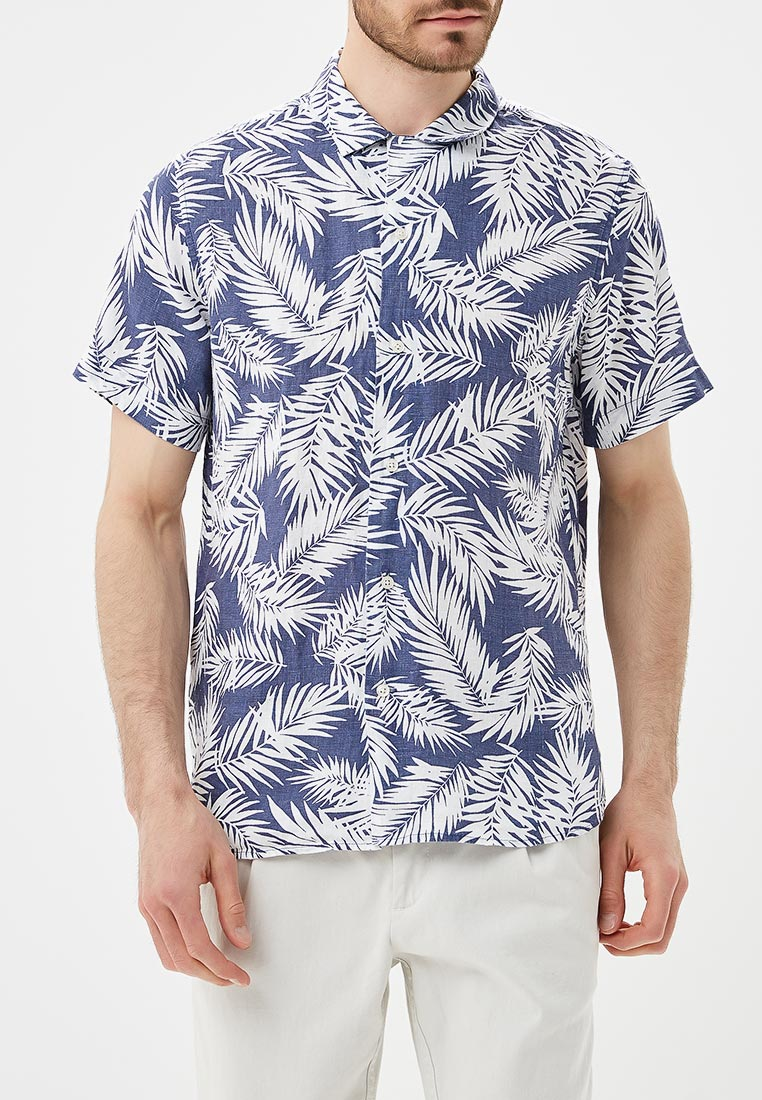 Рубашка с коротким рукавом Banana Republic 326576