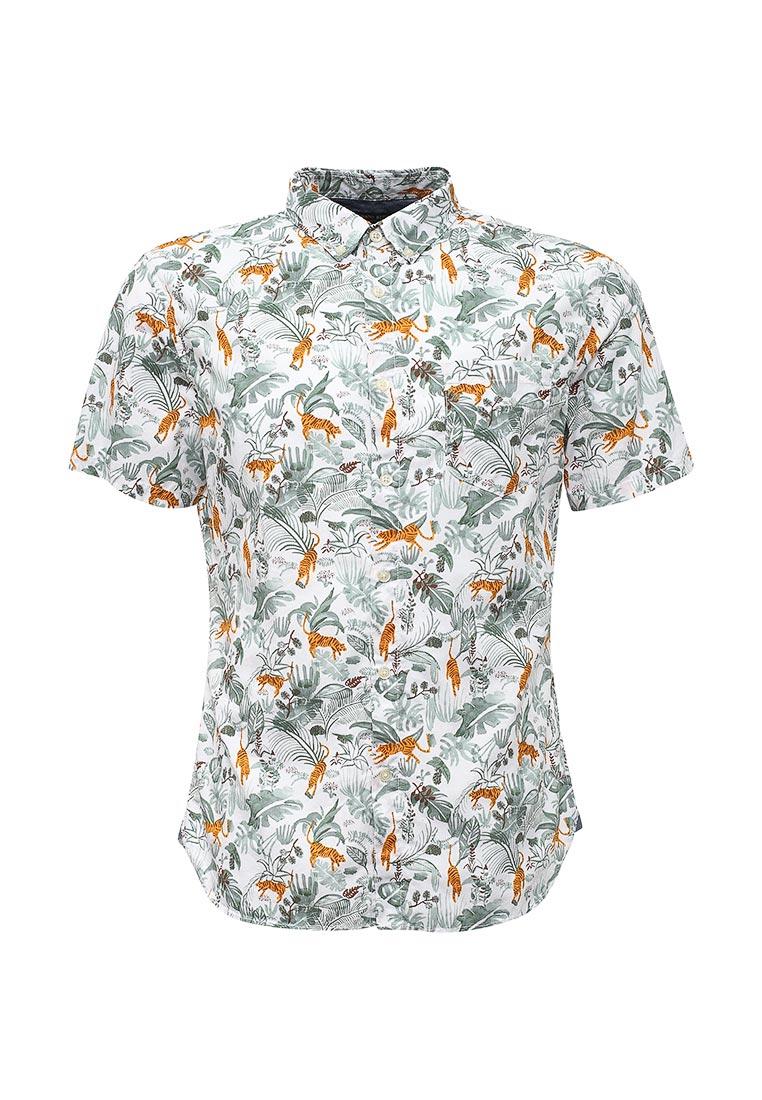 Рубашка с коротким рукавом Banana Republic 781298