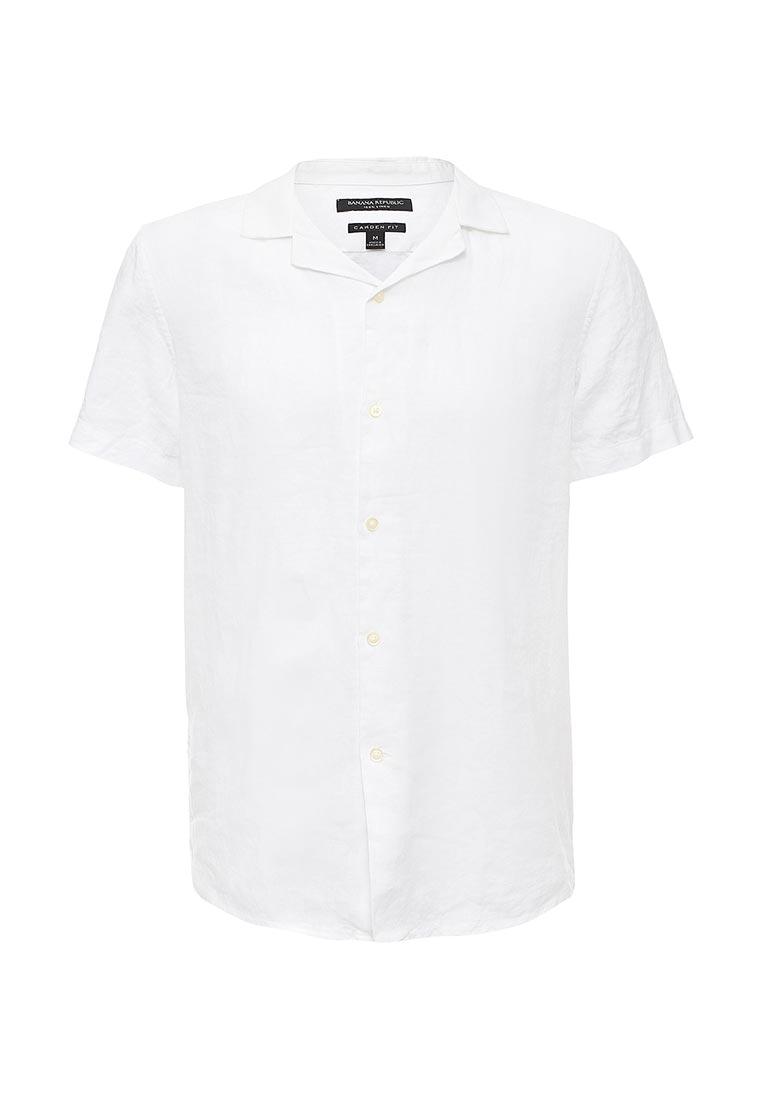 Рубашка с коротким рукавом Banana Republic 785141