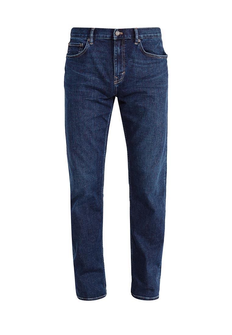 Мужские прямые джинсы Banana Republic (Банана Репаблик) 488419