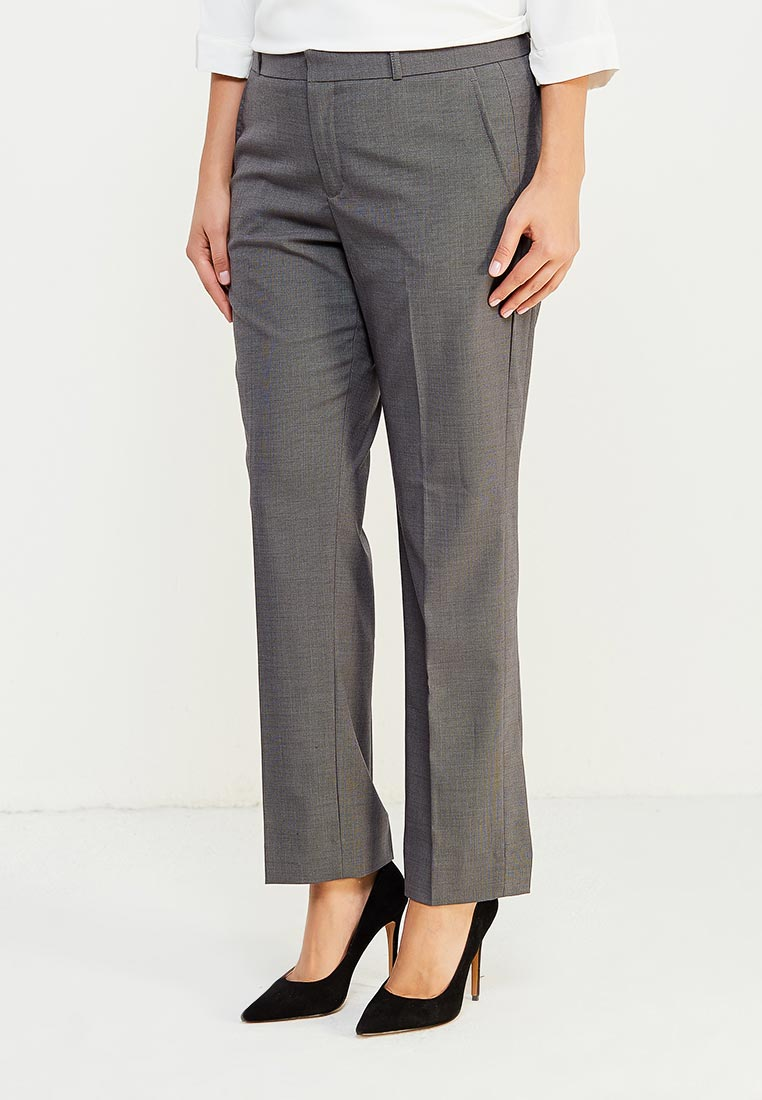 Женские прямые брюки Banana Republic (Банана Репаблик) 795619