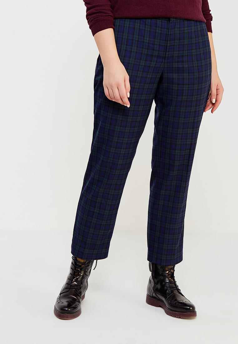 Женские прямые брюки Banana Republic (Банана Репаблик) 876873