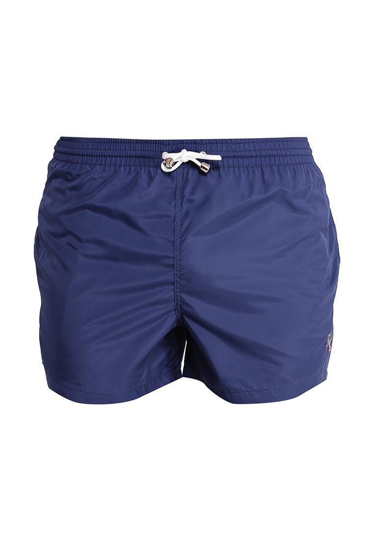 Мужские шорты для плавания Bagutta BBUBX11BE