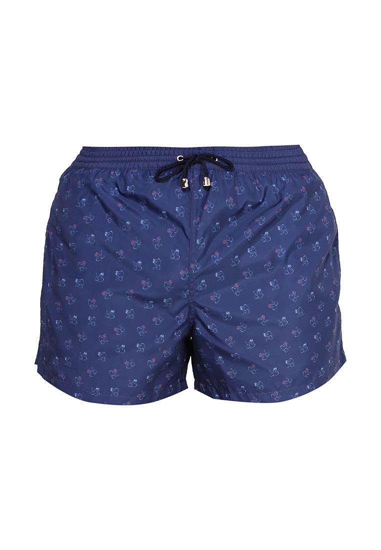 Мужские шорты для плавания Bagutta BBUBX11EL