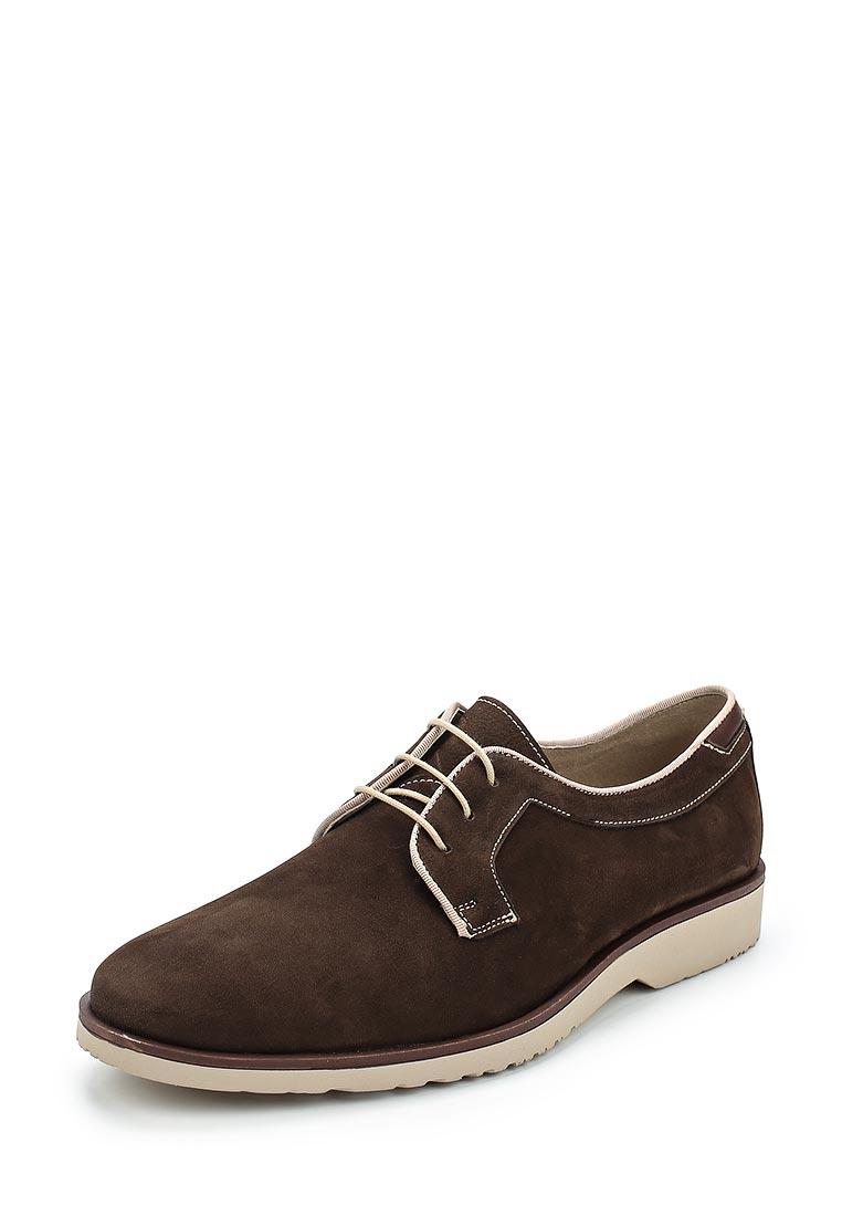 Мужские туфли Baerchi 4084