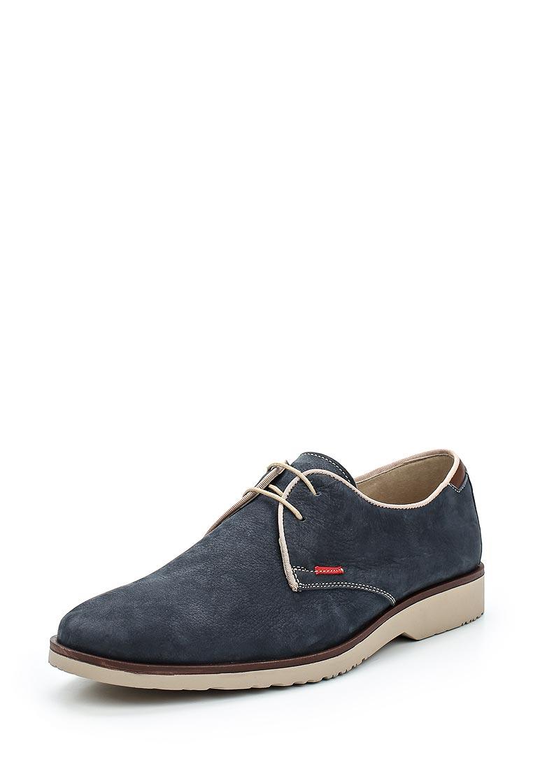 Мужские туфли Baerchi 4080