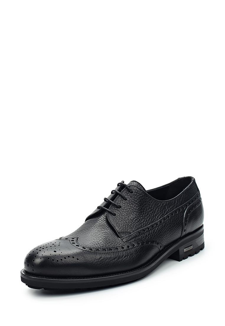 Мужские туфли Baldinini (Балдинини) 847031PENGL00.......