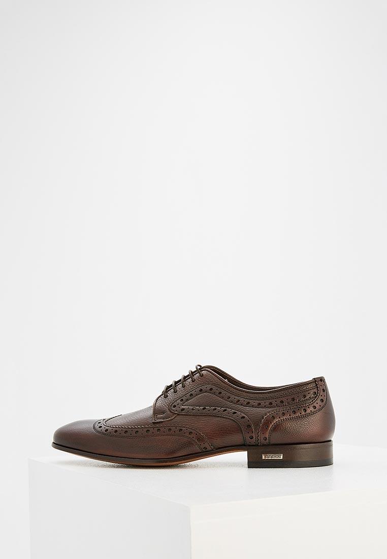 Мужские туфли Baldinini (Балдинини) 897099XENGL303030XXX