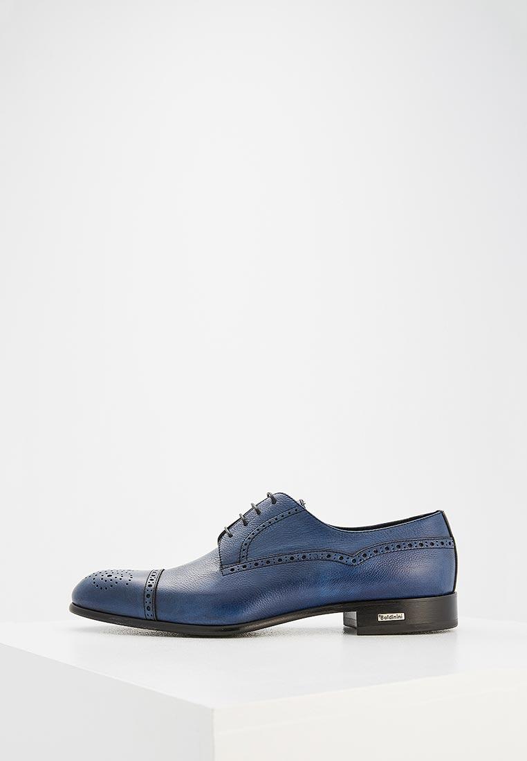 Мужские туфли Baldinini (Балдинини) 896701XDELO101010XXX