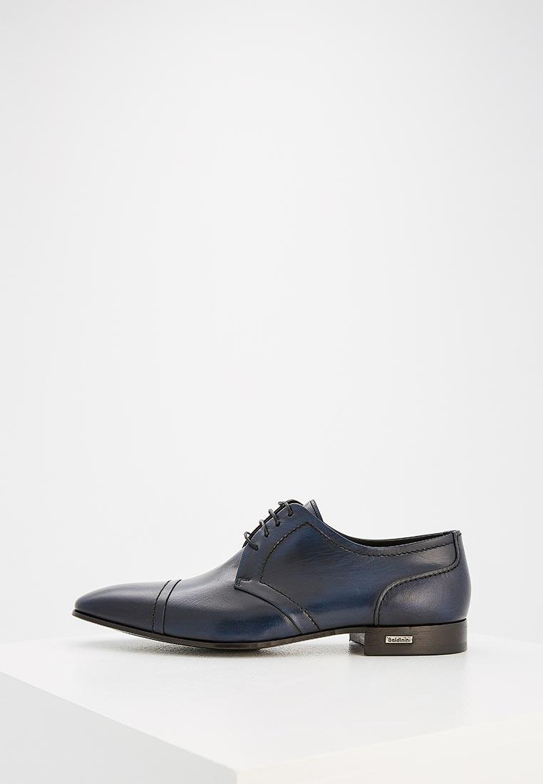 Мужские туфли Baldinini (Балдинини) 897021XBRUS101010XXX