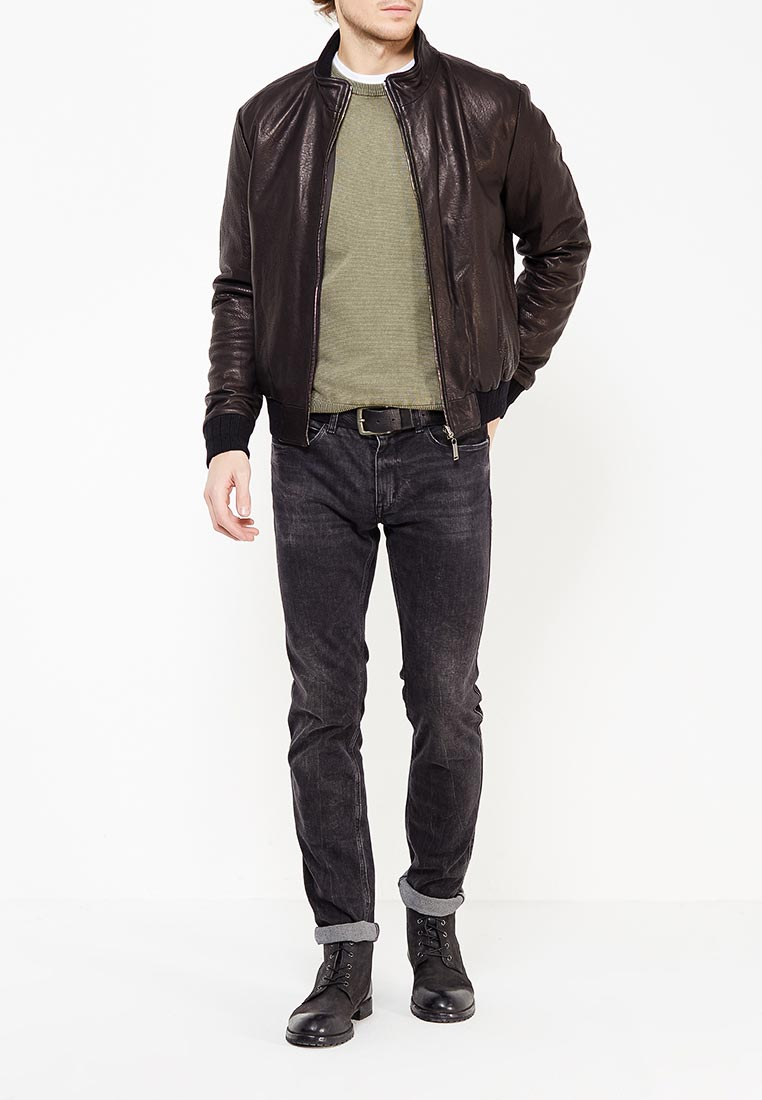 Кожаная куртка Baldinini (Балдинини) 830014SKAR00.......