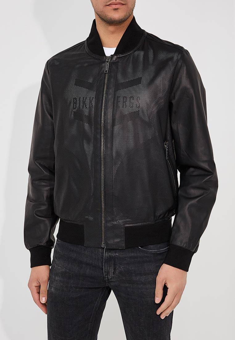 Кожаная куртка Baldinini (Балдинини) 880013DUST000000XXX
