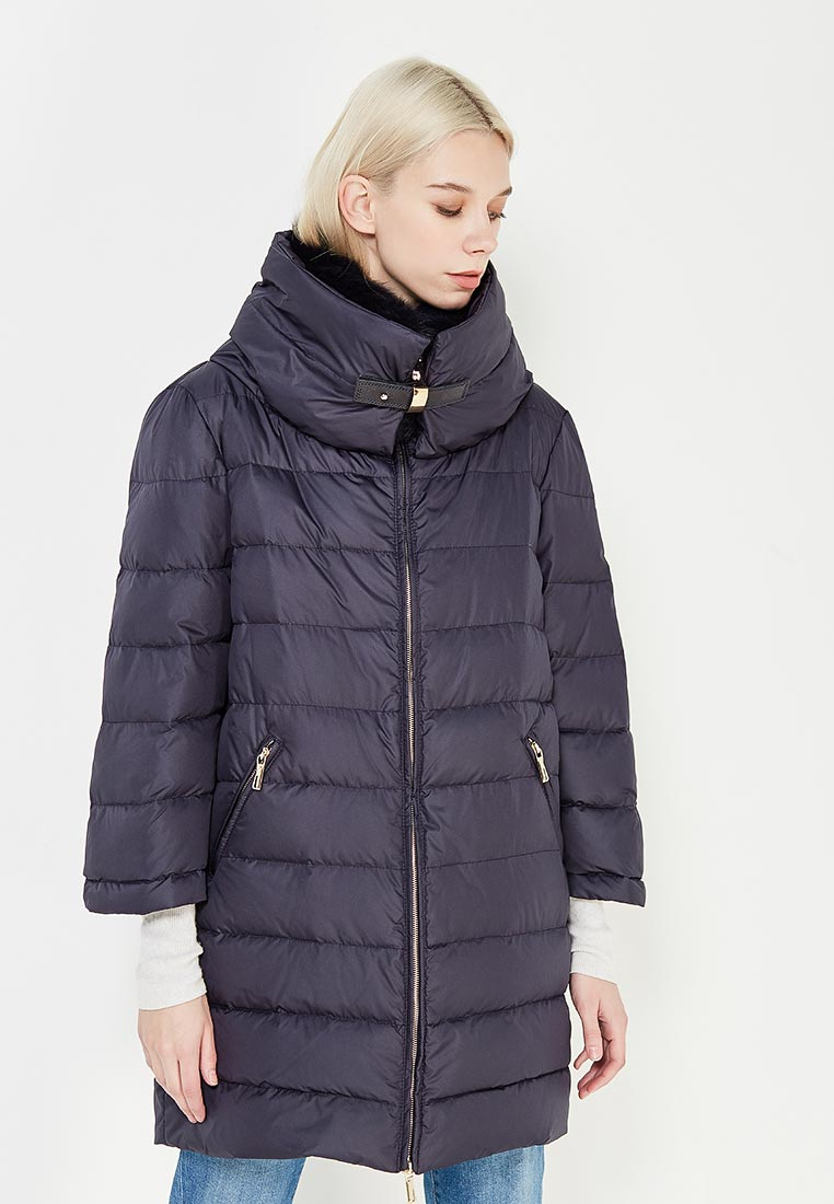 7db1b3dbd Утепленная куртка женская Baldinini (Балдинини) 830510PRIN10 ...