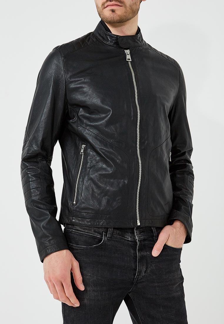 Кожаная куртка BALDESSARINI (Балдессарини) 71130